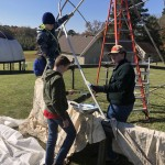 Eagle Scout Painting Project